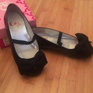 Black Patent Dress Shoes